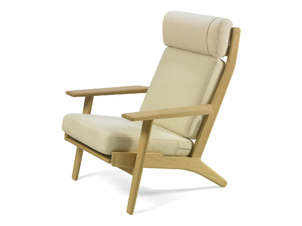 GE290A High Back Easy Chair (290A)