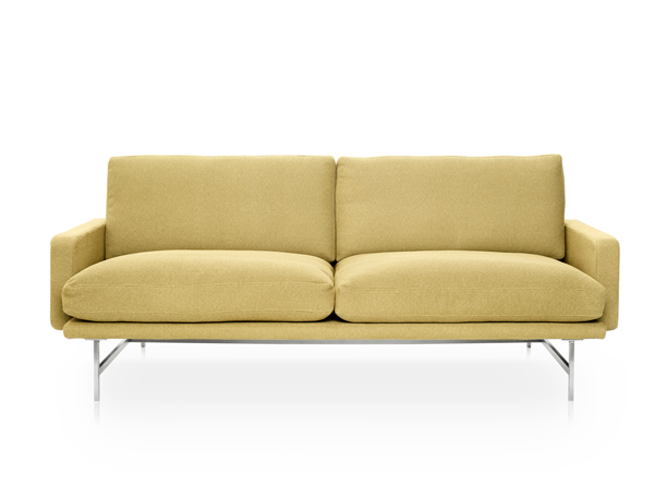 Lissoni 2-seater sofa ()