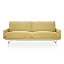 Lissoni 2-seater sofa